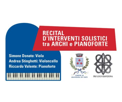 Recital d'interventi solistici tra archi e pianoforte