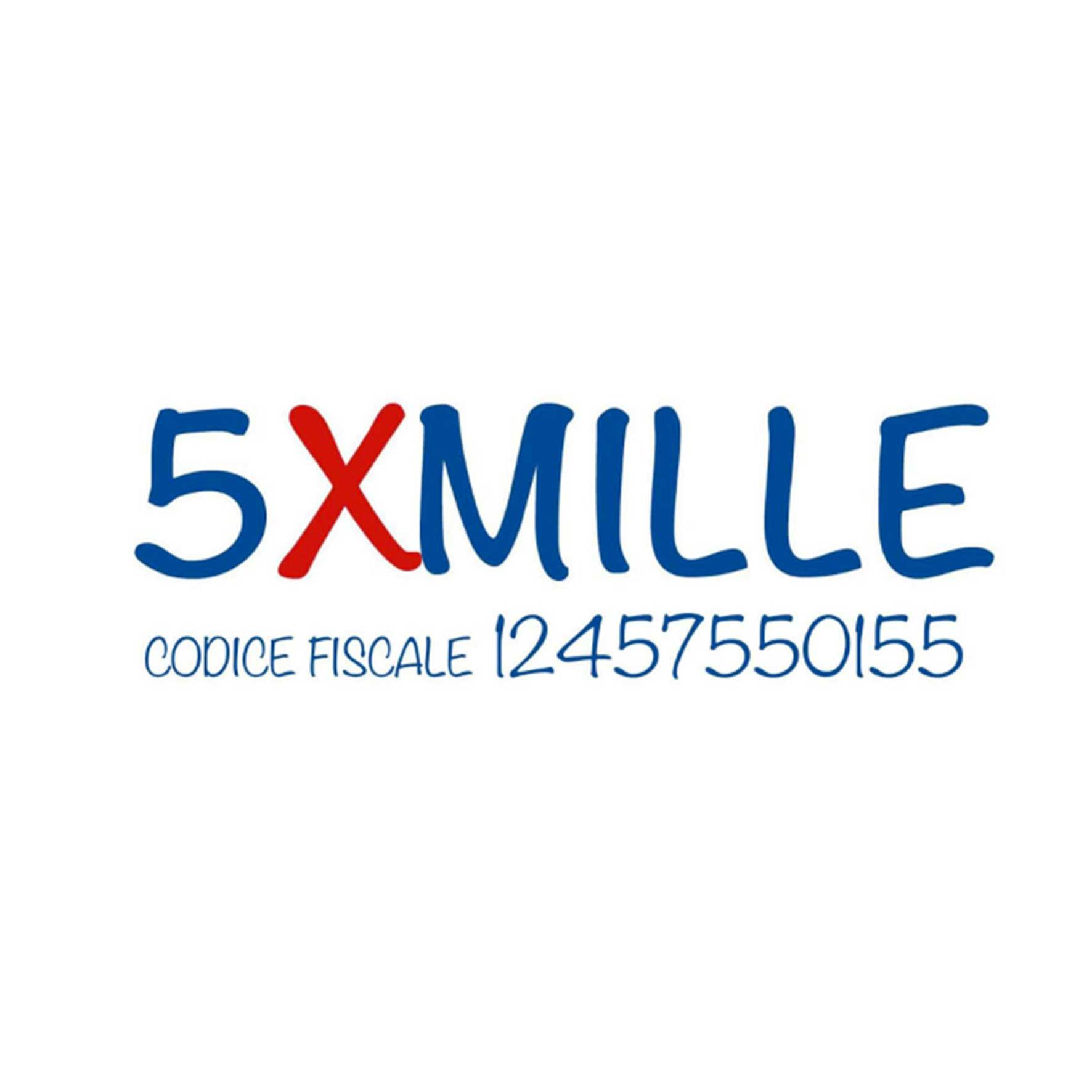 5Xmille grazie per il tuo supporto!