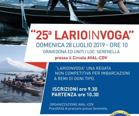 25a Lario in Voga