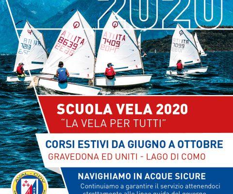 Scuola Vela 2020
