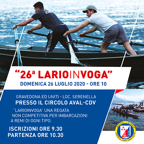 26a Lario in Voga