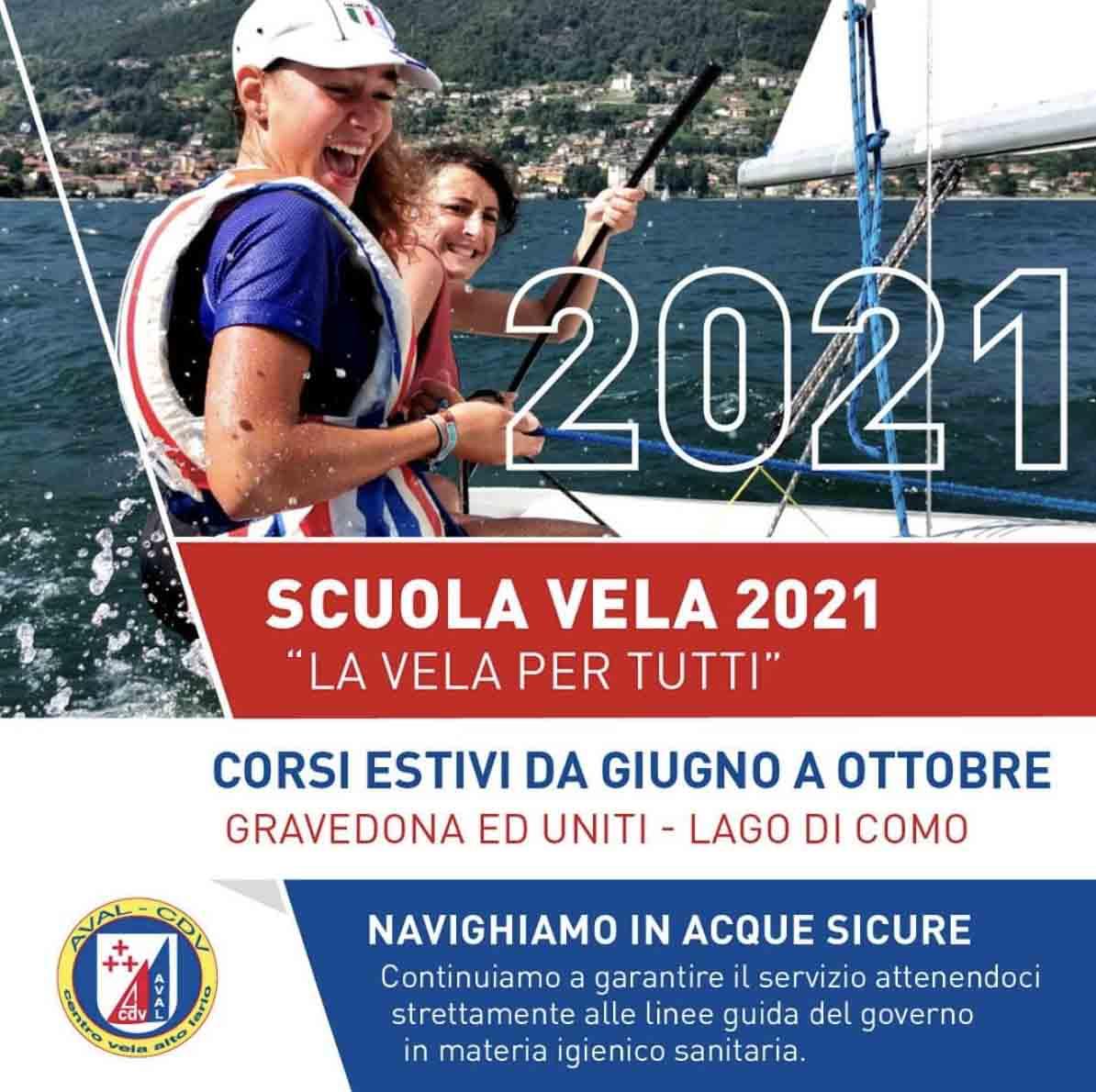 Scuola Vela 2021