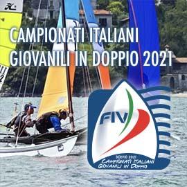 CAMPIONATI ITALIANI GIOVANILI IN DOPPIO 2021